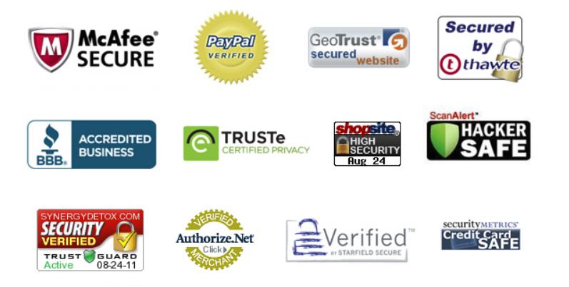 SSL certificate vendors