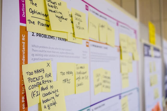 Tasks and issues in Agile software development methodology are treated like post-it notes: you spot a problem, you write it down immediately, and then put it somewhere to be noticeable for your team.