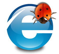 Internet Explorer Bugged