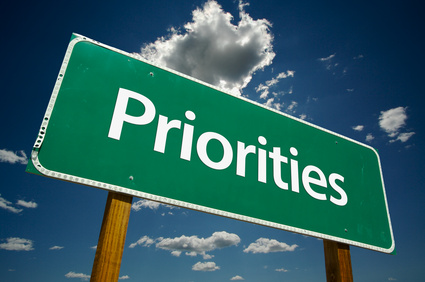 priorities for agile testers